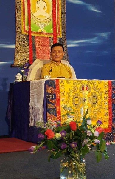 tenzin wangyal rinpocheNetherlands