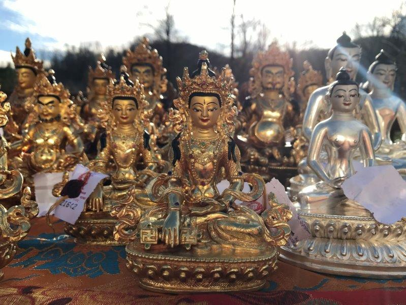 NEW Nepal Statues