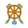 dharma wheel icon